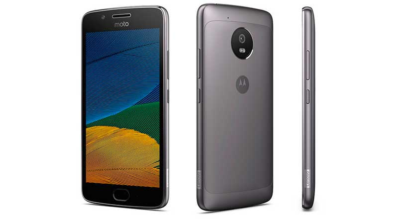Новые смартфоны Moto G5 и G5 Plus официально