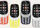 Легендарная Nokia 3310 вернулась в 2017 году