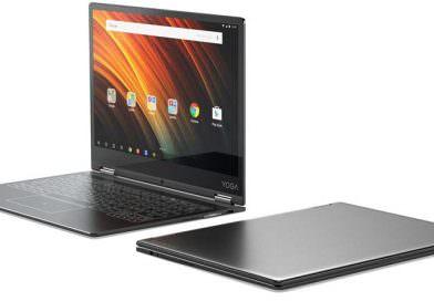 Lenovo Yoga A12: новый ноутбук с сенсорной клавиатурой