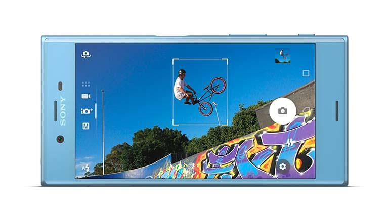 Sony Xperia XZ Premium снимает видео со скоростью 960 к/с