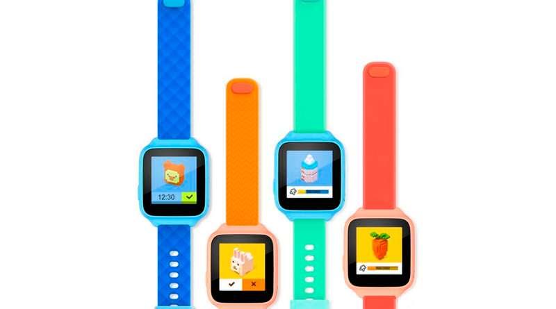 Xiaomi Child Wristwatch: детские умные часы с GPS