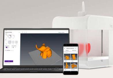 BQ Witbox Go!: первый 3D-принтер на Android