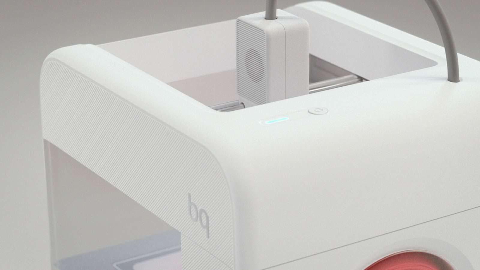 BQ Witbox Go!: массовый 3D-принтер