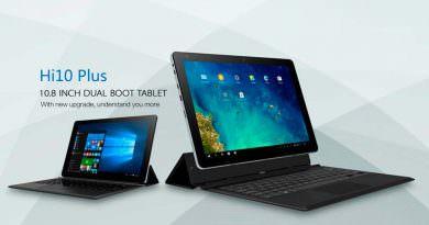 Планшет Chuwi Hi10 Plus: две ОС и подключаемая клавиатура