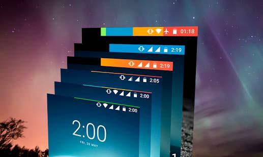 Лучшие приложения для Android: Energy Bar