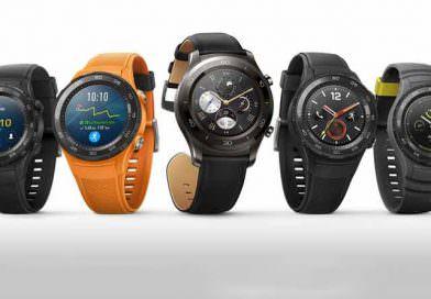 Вышли новые смарт-часы Huawei Watch 2