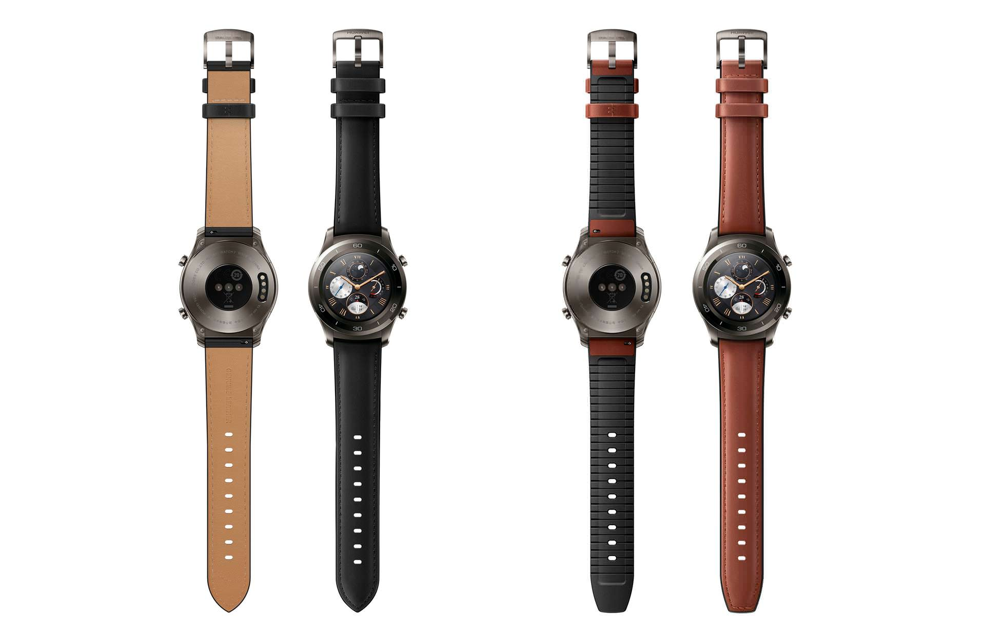 Цена Huawei Watch 2 329 евро
