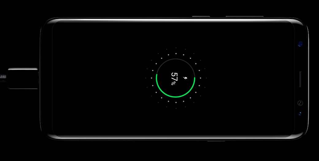 Samsung Galaxy S8 и S8+: беспроводная зарядка или USB Type-C