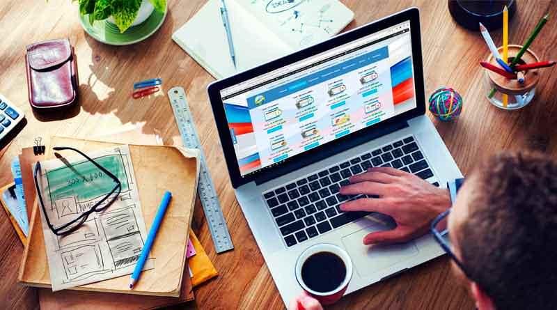 Быстрое создание сайта в Днепре от веб-студии Штурман