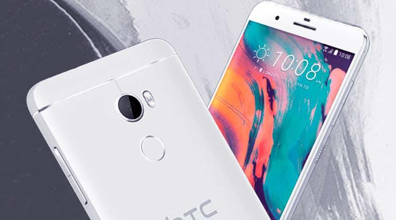 HTC One X10: смартфон среднего уровня со сканером отпечатков