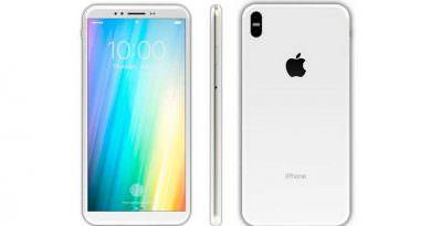 Новый Apple iPhone 8 покажут 17 сентября: неофициально