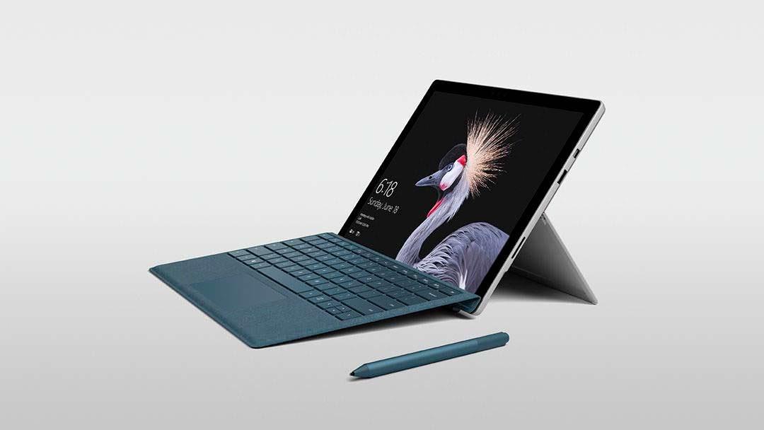 Цена Microsoft Surface Pro (2017) от $799