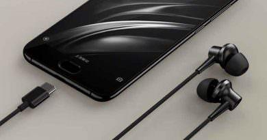 Вышли наушники Xiaomi для USB Type-C