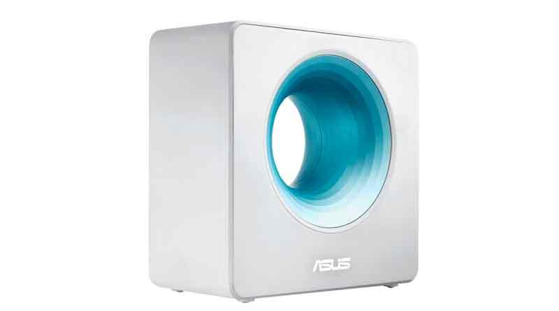 Вышел новый двухдиапазонный роутер Asus Blue Cave | цена