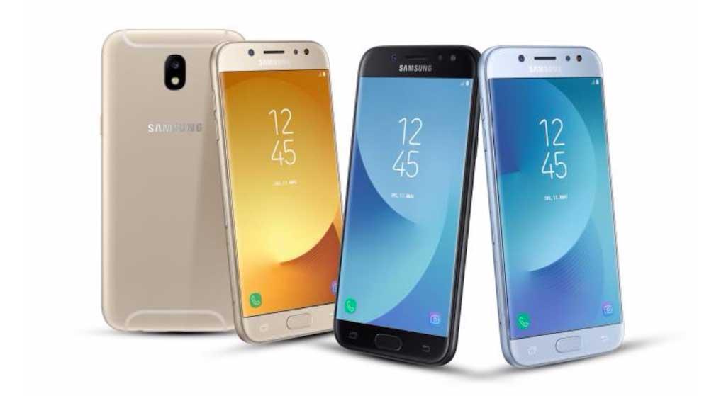 Новые Samsung Galaxy J3, J5 и J7: цена €339, €279 и €219