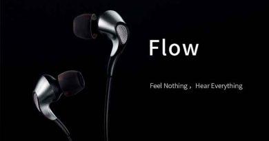Meizu показала дорогие внутриканальные наушники Flow | цена