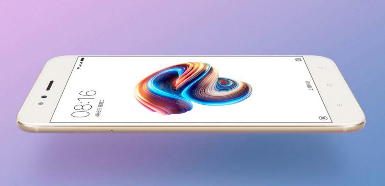 Тонкий корпус Xiaomi Mi5X на 7,3 мм