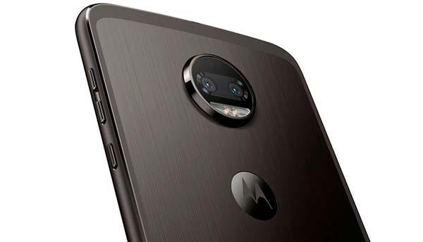 Motorola Moto Z2 Force: сдвоенная камера 12 + 12 Мп