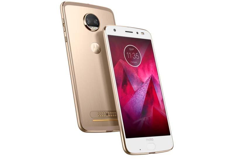 Цена Motorola Moto Z2 Force от $720