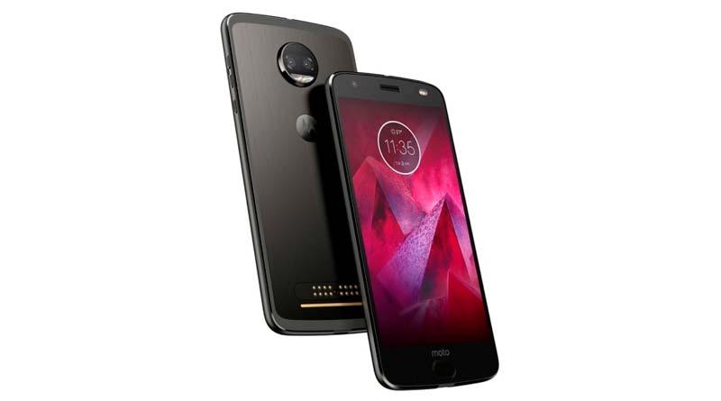 Новый модульный смартфон Moto Z2 Force официально | цена