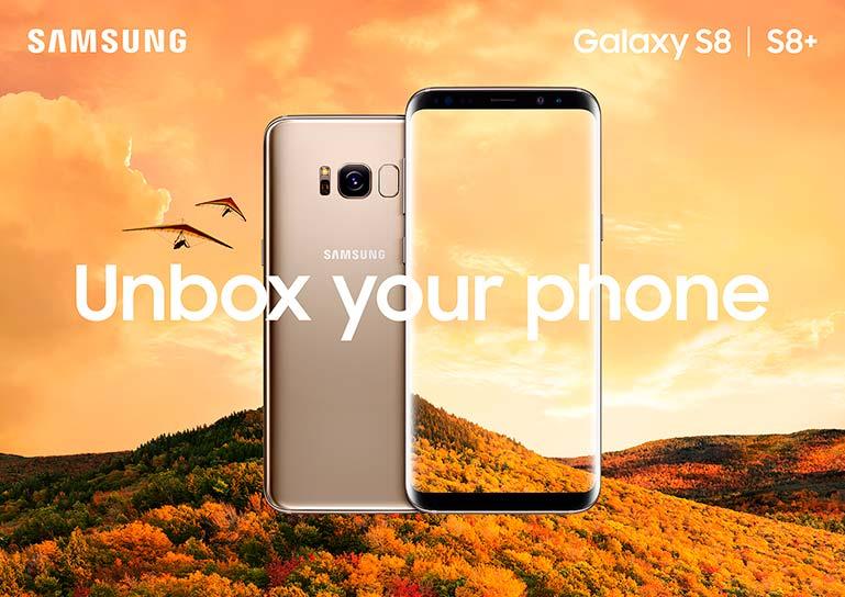 #1. Samsung Galaxy S8