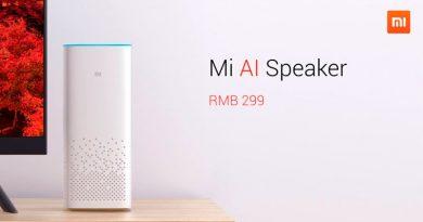 Вышла умная колонка Xiaomi Mi AI Speaker