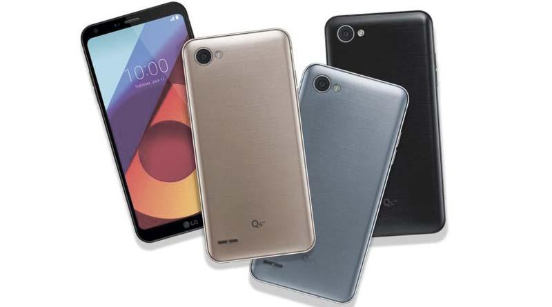 LG Q6: узкорамочный смартфон середнячок, мини-версия G6