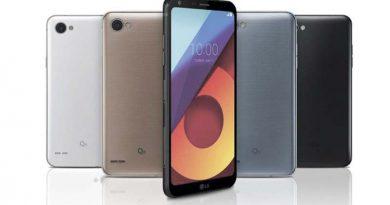 Флагман LG G6 получил мини-версию Q6 | характеристики