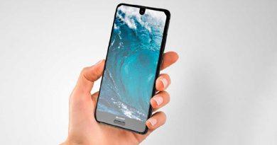 AQUOS S2 - новый безрамочный смартфон 2017 года от Sharp