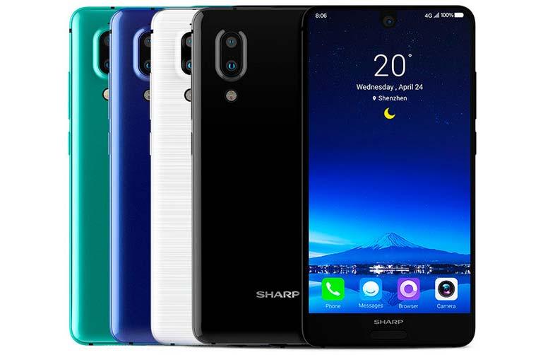 Sharp AQUOS S2: компактный субфлагман 2017 года