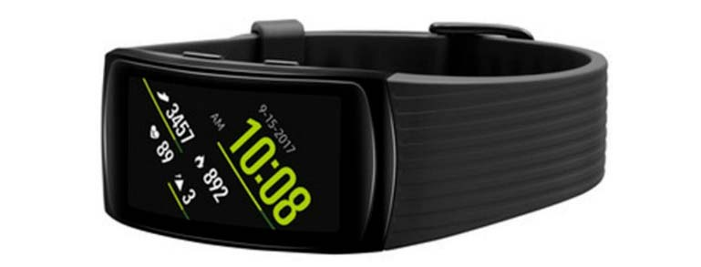 Samsung Gear Fit2 Pro: фитнес-браслет для пловцов