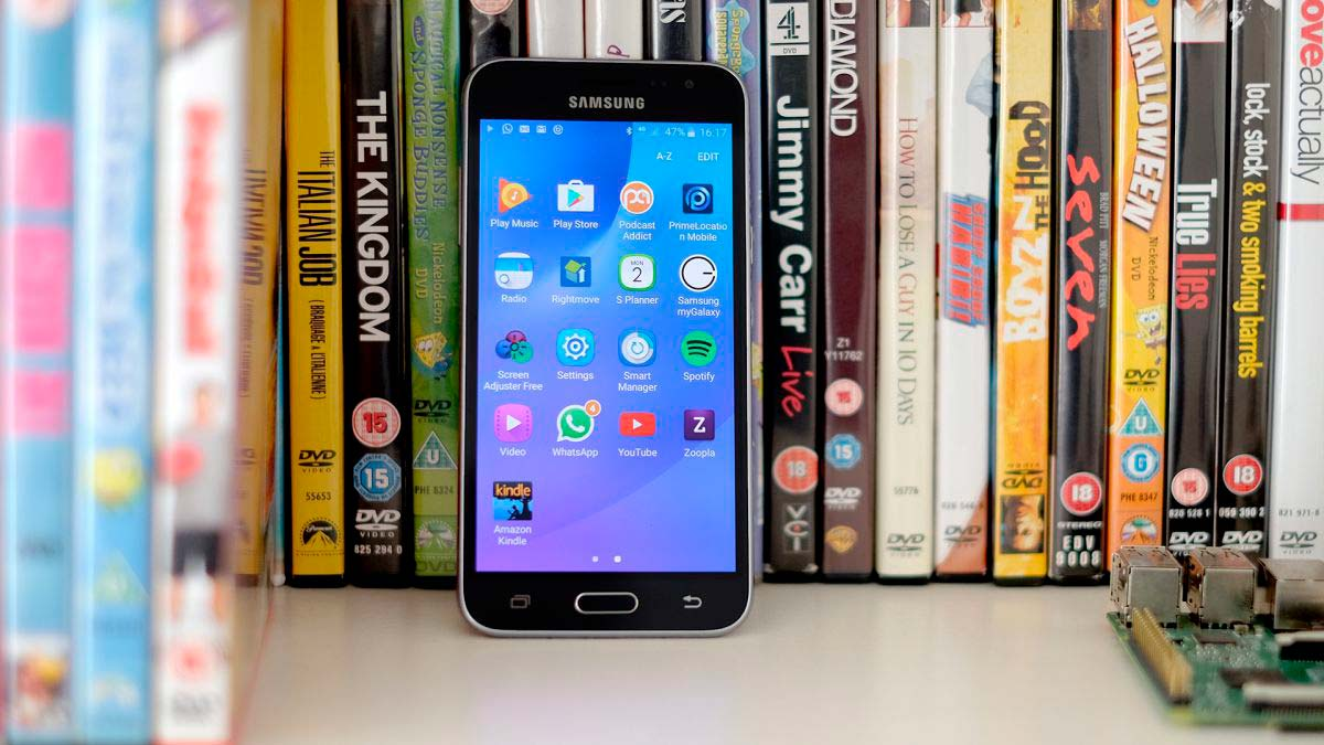 Samsung Galaxy J3 2017: бюджетный смартфон на Android 7.1