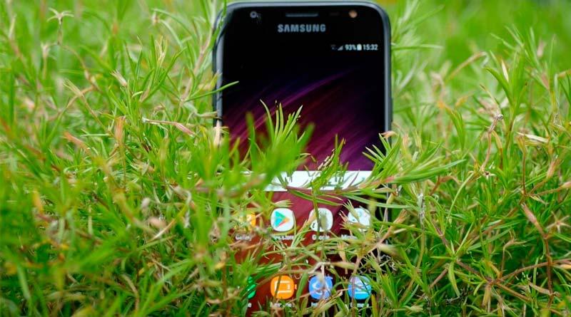 Краткий обзор Samsung Galaxy J3 2017