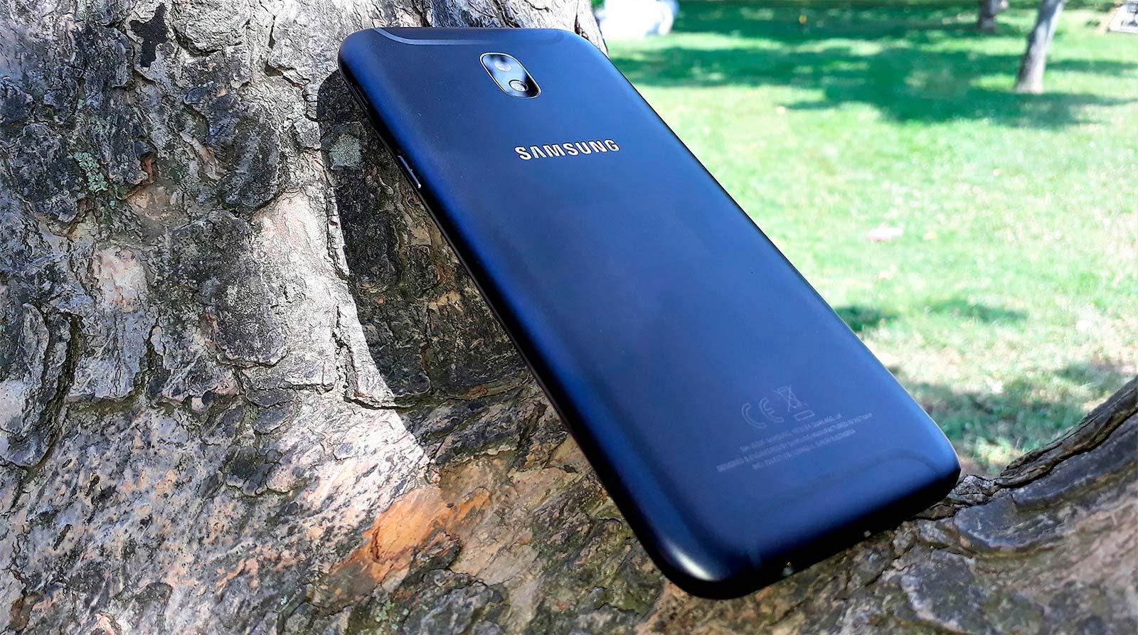 Samsung Galaxy J5 2017 - это стильный металлический смартфон