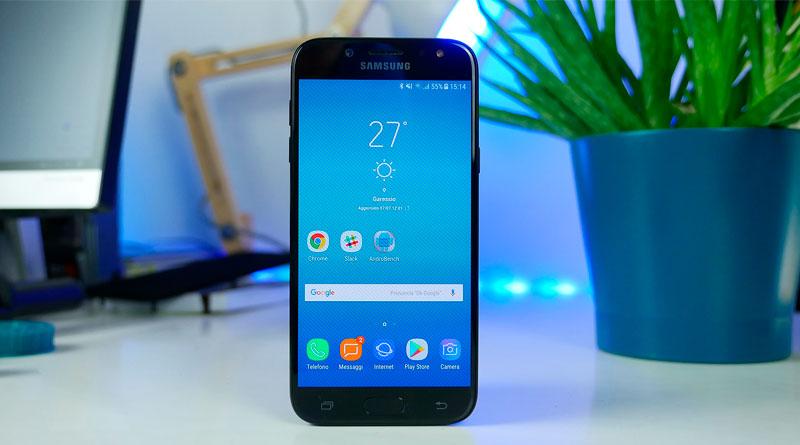 Краткий обзор Samsung Galaxy J5 2017