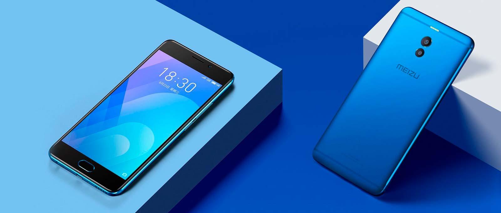 Новый фаблет Meizu N6 Note: цена на старте в Китае $165