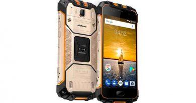 Armor 2: недорогой, но мощный защищенный смартфон от Ulefone