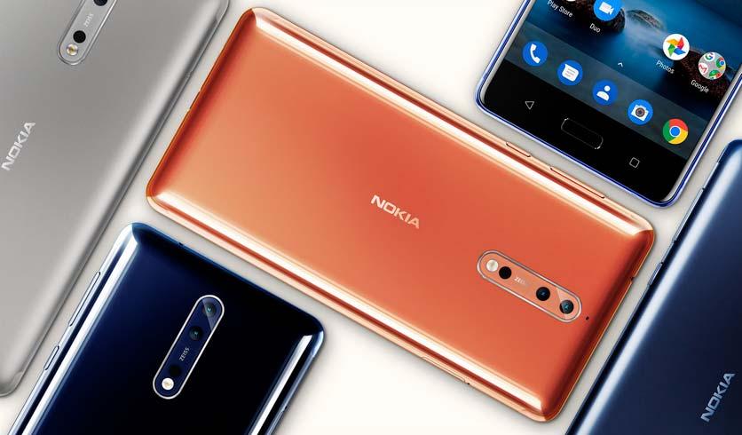 Nokia 8: двойная камера на 13-Мп с оптикой ZEISS