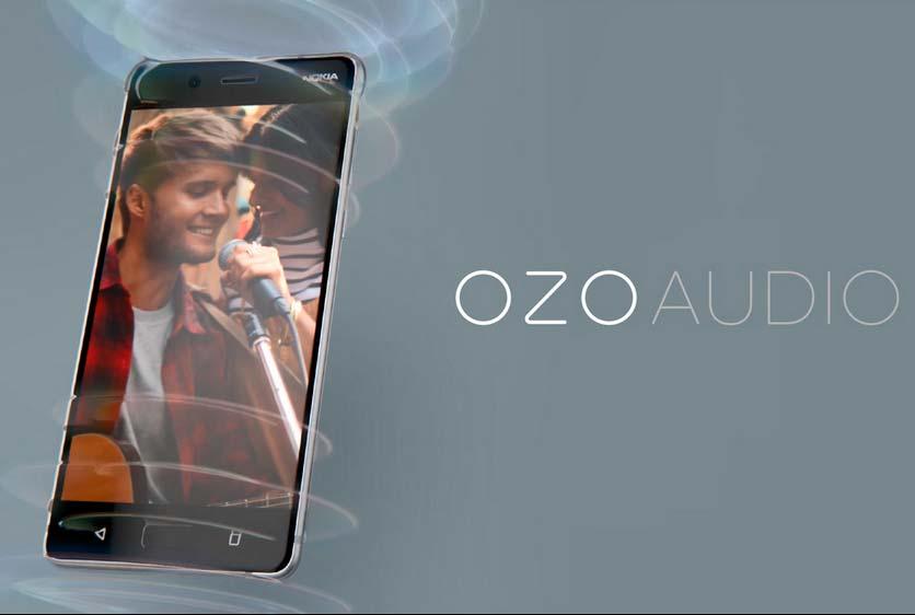 Nokia OZO Audio: 360-градусный звук кристальной чистоты