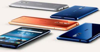 Новый флагман Nokia 8 официально