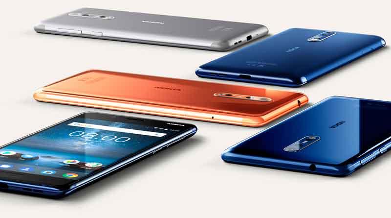 Новый флагман Nokia 8 официально | цена, характеристики