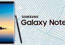 Новый Samsung Galaxy Note8 — топовый фаблет 2017 года