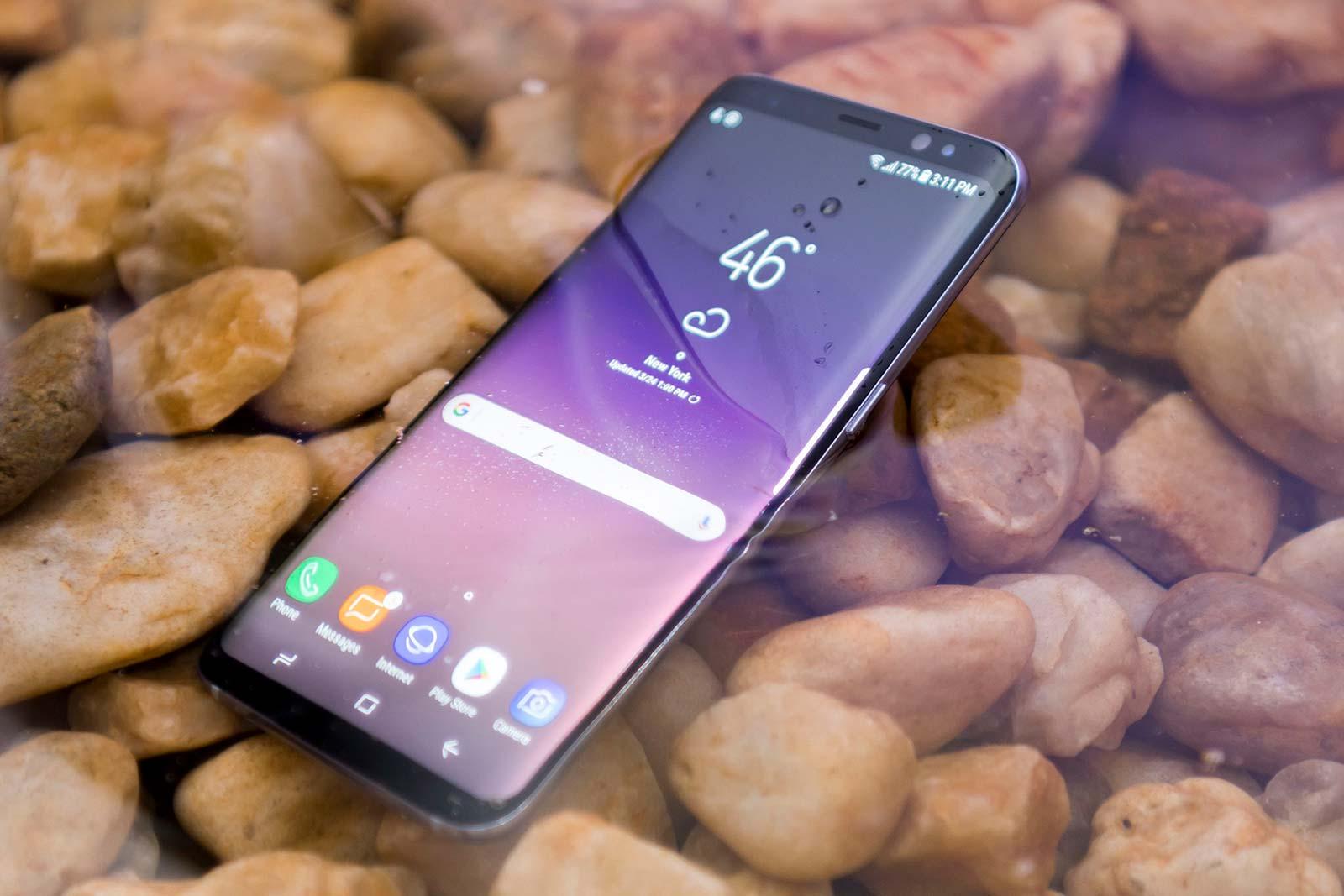Лучший смартфон 2017 года #1. Samsung Galaxy S8 Plus