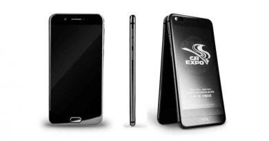 В Пекине показали новый смартфон YotaPhone 3