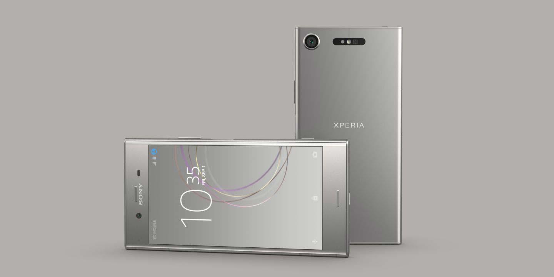 Sony Xperia XZ1: топовый смартфон с защитой по IP68