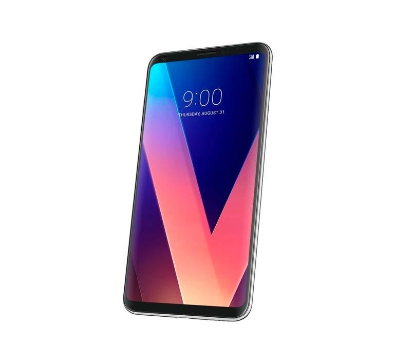 Топовый смартфон LG V30: мощный процессор Snapdragon 835