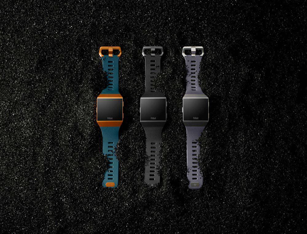 Fitbit Ionic: универсальные смарт-часы для любой активности