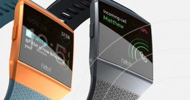 Вышли смарт-часы Fitbit Ionic для всех видов активности