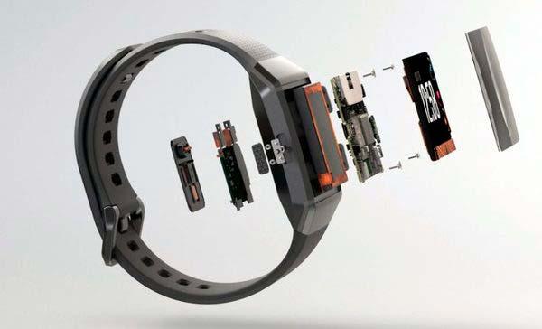 Универсальные смарт-часы Fitbit Ionic, цена $299,95