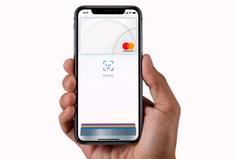 Apple iPnone X: система распознавания лица Face ID